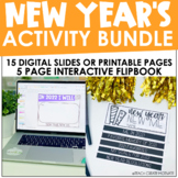 New Year's Activity BUNDLE
