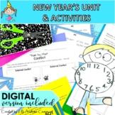 New Year's Resolution Activity: Instagram Flip Book DIGITA