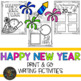 New Years Activities 2019 Happy New Year Booklet