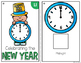 New Year's Adapted Book { Level 1 and Level 2 } All About New Years