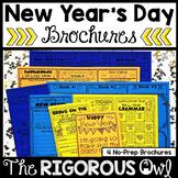 New Year's Brochure Tri-folds