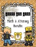 New Year's Math and Literacy Bundle