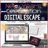 New Year's Celebration Digital Escape Ⓡ, Digital Escape Ro