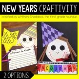 New Years 2018 Craft