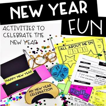 New Year's Activities | New Year Fun