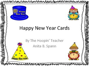 new years day cards