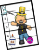 New Year's Differentiated Worksheets and Activities