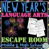 New Year's ESCAPE ROOM
