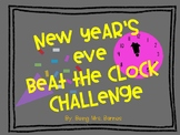 New Year's Eve Beat the Clock Challenge