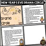 New Year's Eve Drama Circle