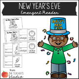 New Year's Eve Emergent Reader!