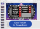 New Year's Eve Party Family Feud Trivia Powerpoint Game - Mac PC iPad Compatible
