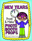 New Years 2016 Photo Booth FREEBIE