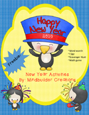 New Year's Eve Printable Activities ~ Freebie
