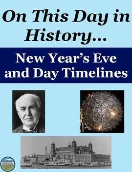 New Year's Eve and New Year's Day History Timeline