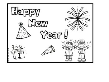 New Year's Flip-Book FREEBIE!!!!!