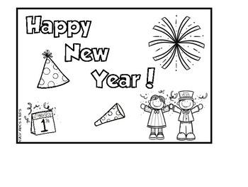 New Year's Flip-Book FREEBIE!!!!!