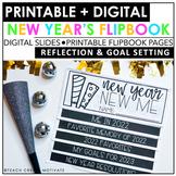 New Year's Flipbook