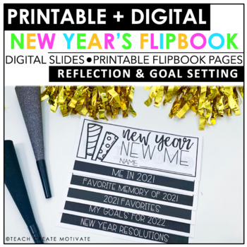 The New Year Teaching Resources & Lesson Plans | Teachers Pay Teachers