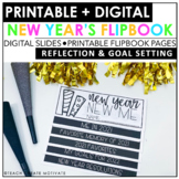 New Year's Flipbook (Digital & Print)