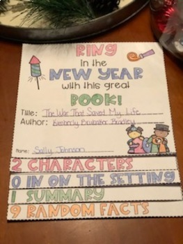New Year's Flipbook Review