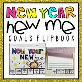 New Year's Goal Setting Flipbook