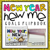 New Year's Goal Setting Flipbook
