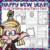 New Years Goal Setting and Party Pack