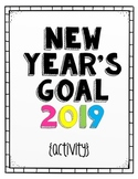 New Year's Goal for 2019