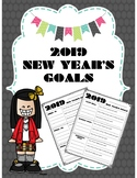 New Year's Goals for 2019 and 2020