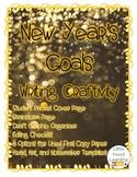 New Year's Goals Writing Craftivity