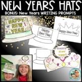 New Year's Hat Headbands