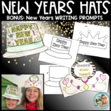 New Years 2021 Hat Headbands