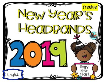 New Year's Headbands- Crowns {FREE}