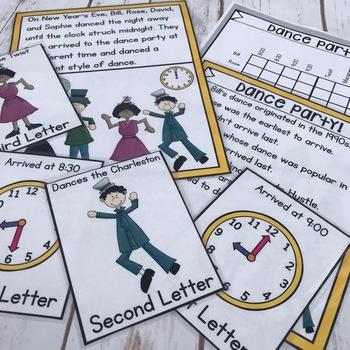 New Year's Activity|Lockbox Challenge|New Year's Logic Puzzle|Enrichment