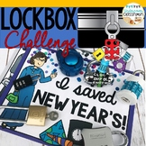New Year's Activity | Lockbox Challenge | New Year's Enrichment | Breakout Box
