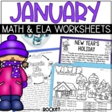 New Year's, Martin Luther King Jr., Winter: January-themed