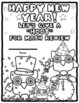 New Year's Math: Worksheets