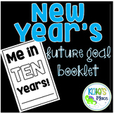 New Year's - Me in TEN Years Booklet!