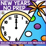 New Year's No Prep