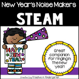 New Year's Noise Maker STEAM