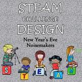 New Year's STEAM Noisemaker Design Challenge