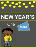New Year's 2019 - One word