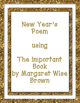 New Year's Poem