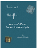 New Year's Poem Annotation and Analysis