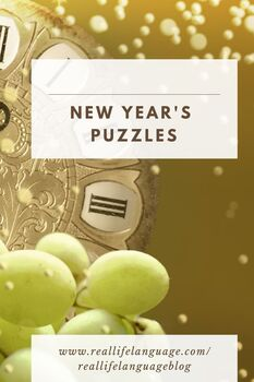 New Year's Puzzles