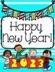 New Year's Quick Writes Writing Activities 2020