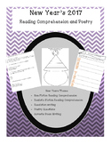 Reading Comprehension - NEW YEAR THEMED