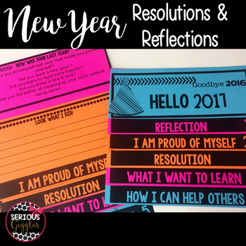 New Year's 2017 Resolution and Reflection