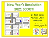 New Year's Resolution 2021 SCOOT - Digital Copy Included